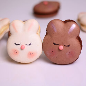 Macaron Iepuras
