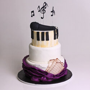 Tort Sunetul Muzicii