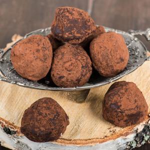 Trufe Cacao-Portocala
