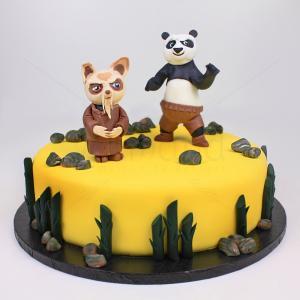 Tort Kung Fu Panda
