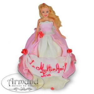 Tort Papusa Barbie 2