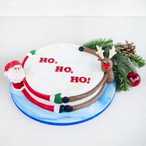Tort Ho, ho, ho - Merry Christmas!