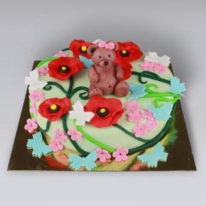 Tort Maci si ursulet