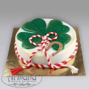 Tort Trifoi si potcoava