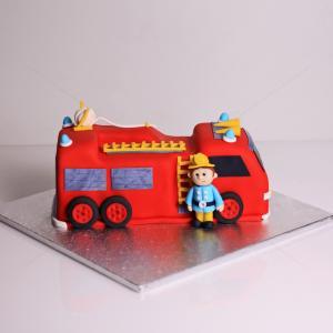 Tort Masina pompieri
