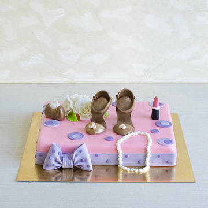Tort cu accesorii dreptunghi
