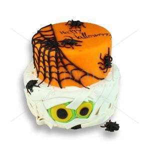 Tort Mumie Halloween