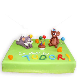 Tort Tom & Jerry