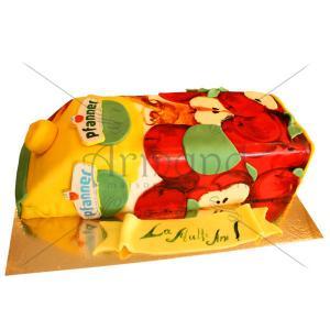Tort Cutie suc natural