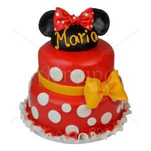 Tort Urechi Minnie Mouse