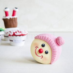Cupcake Caciulita Roz