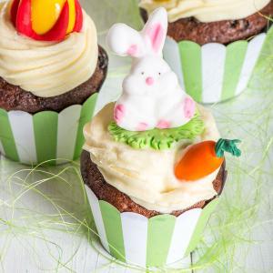 Cupcake iepure Paste