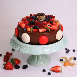 Tort Chocolate Berry