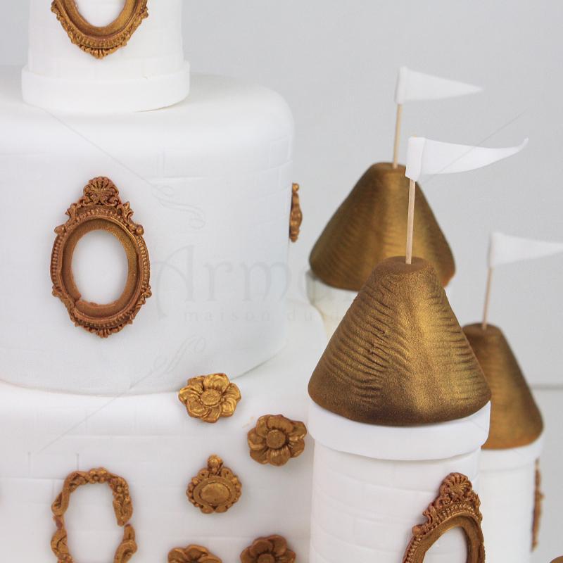 Tort Castel auriu
