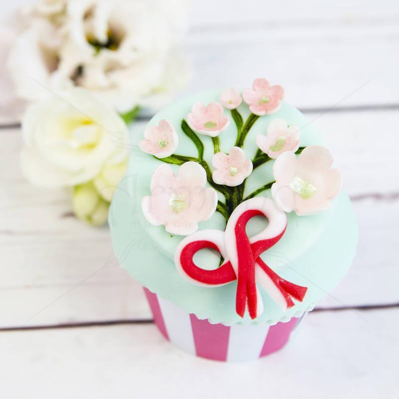 Cupcake Flori de primavara