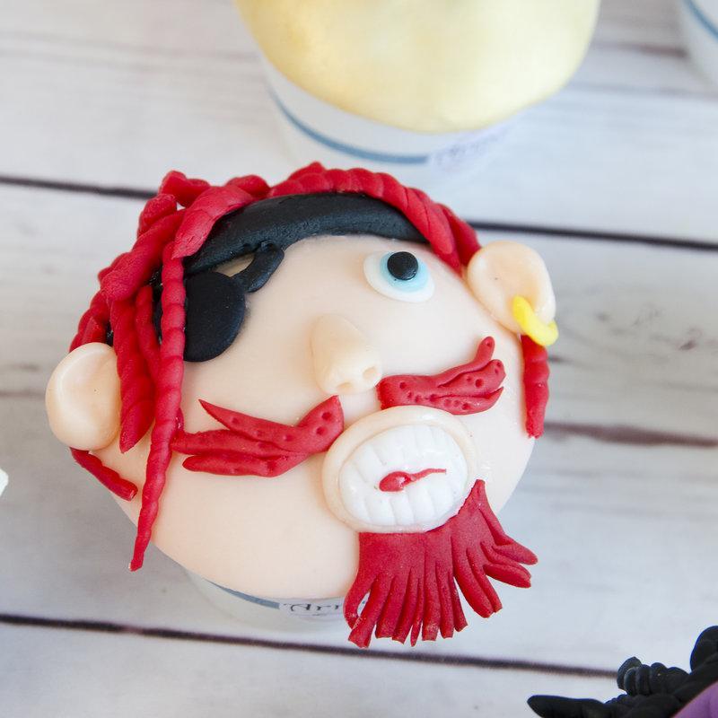 Cupcake Pirati