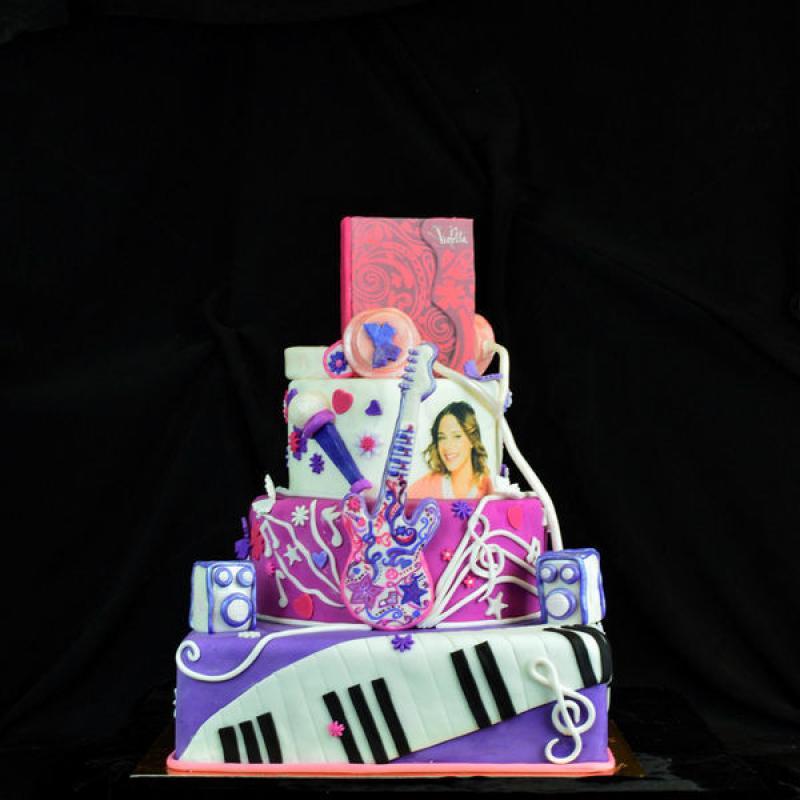 Tort Violetta Disney