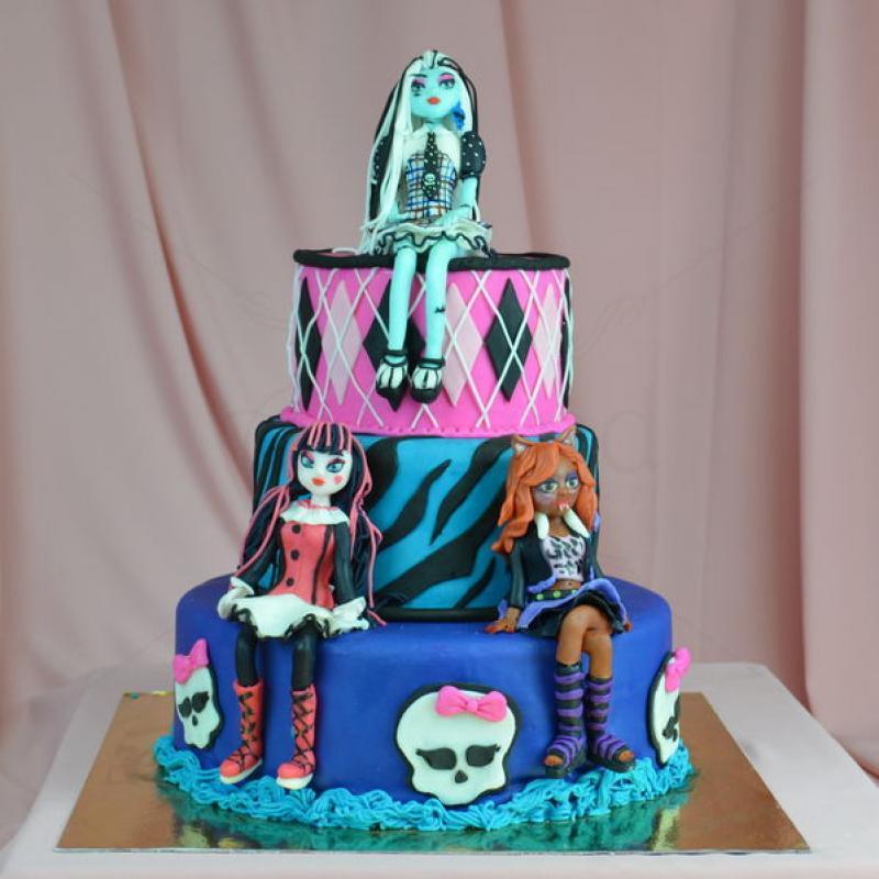 Tort Monster High