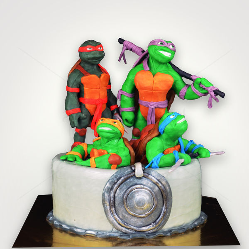 Tort Testoasele Ninja