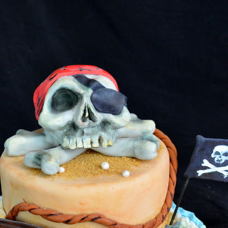 Tort Piratii si comoara