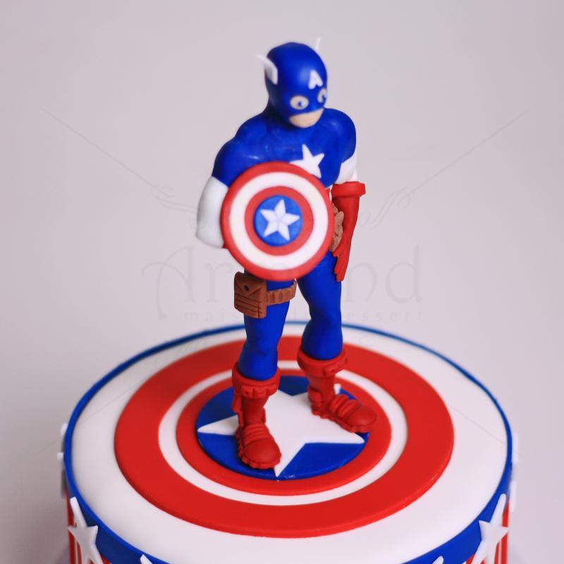 Tort Captain America