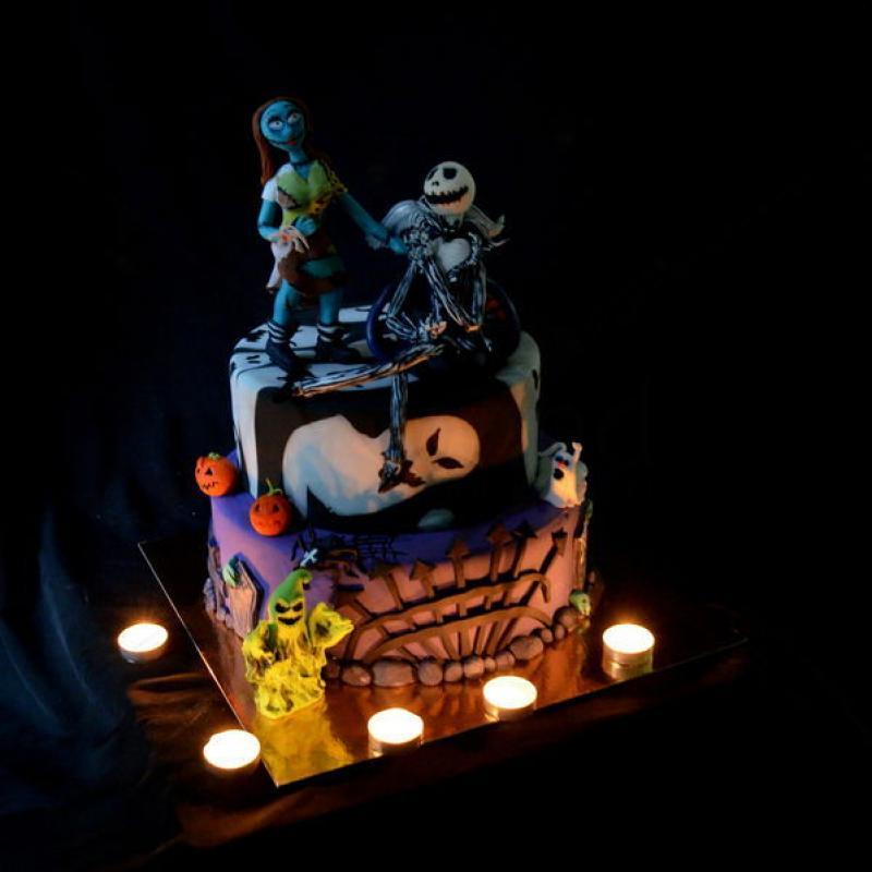 Tort Halloween Jack