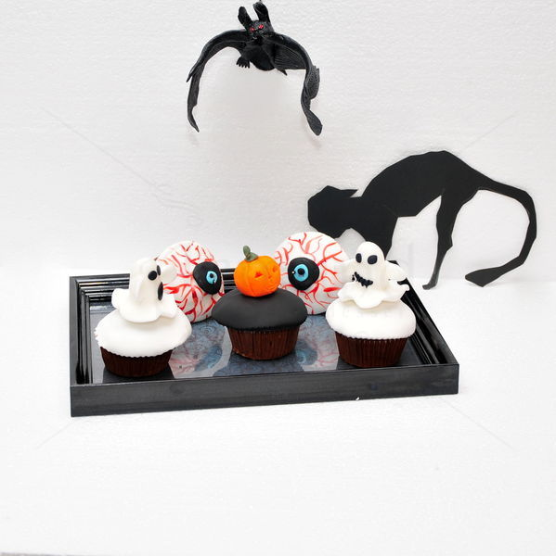 Cupcake-uri Halloween 3