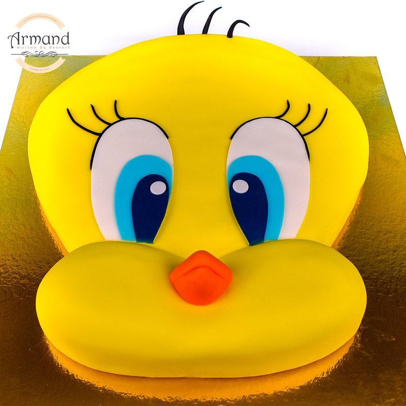 Tort Tweety 2D