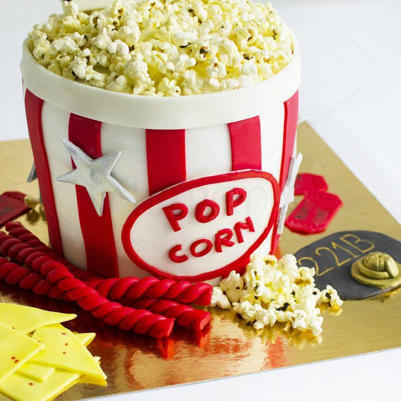Tort Cutie popcorn
