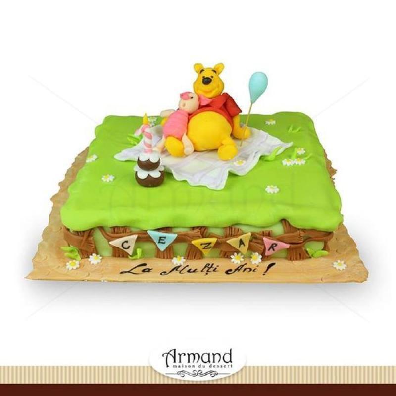 Tort Winnie the Pooh 3