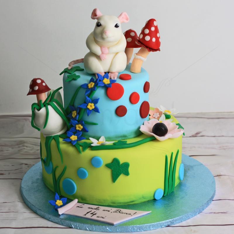 Tort Poiana fermecata