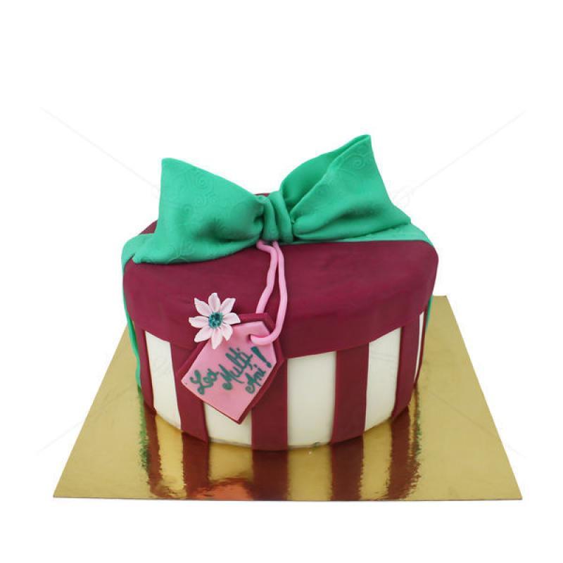 Tort Cutie cadou elegant