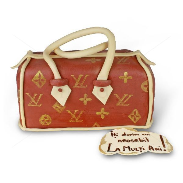 Tort Geanta Louis Vuitton