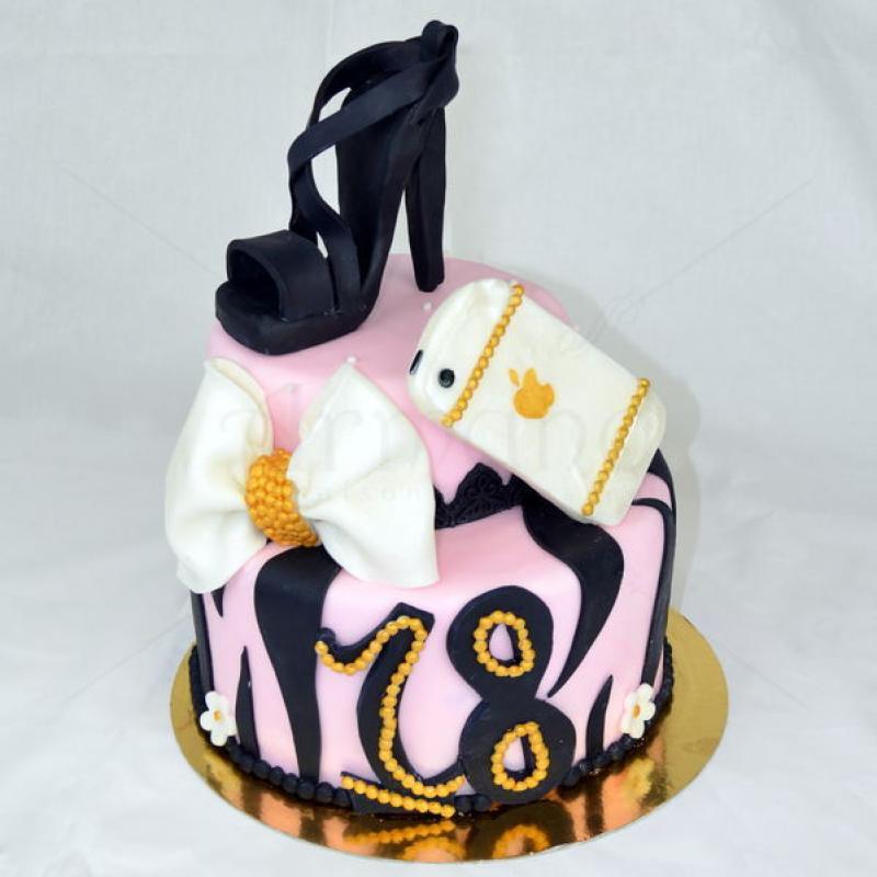 Tort Majorat elegant