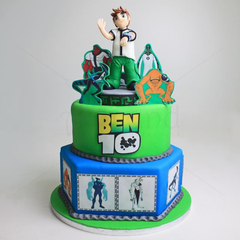 Tort Ben 10