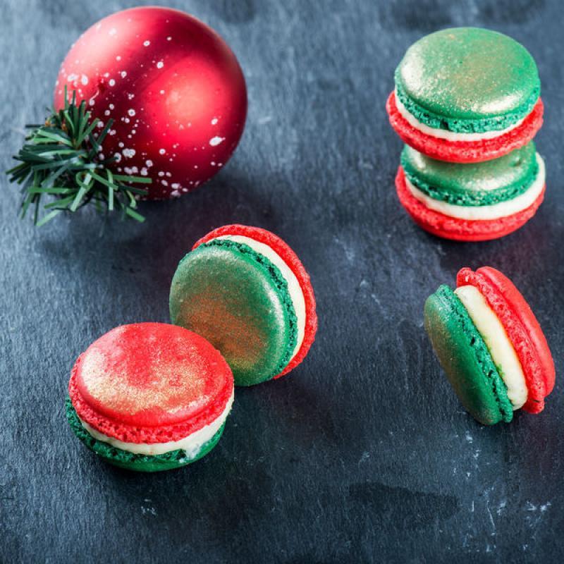 Macaron Editie limitata de Sarbatori ~ Ginger ~