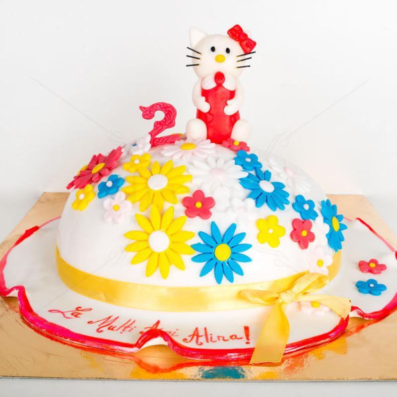 Tort Palarie Hello Kitty