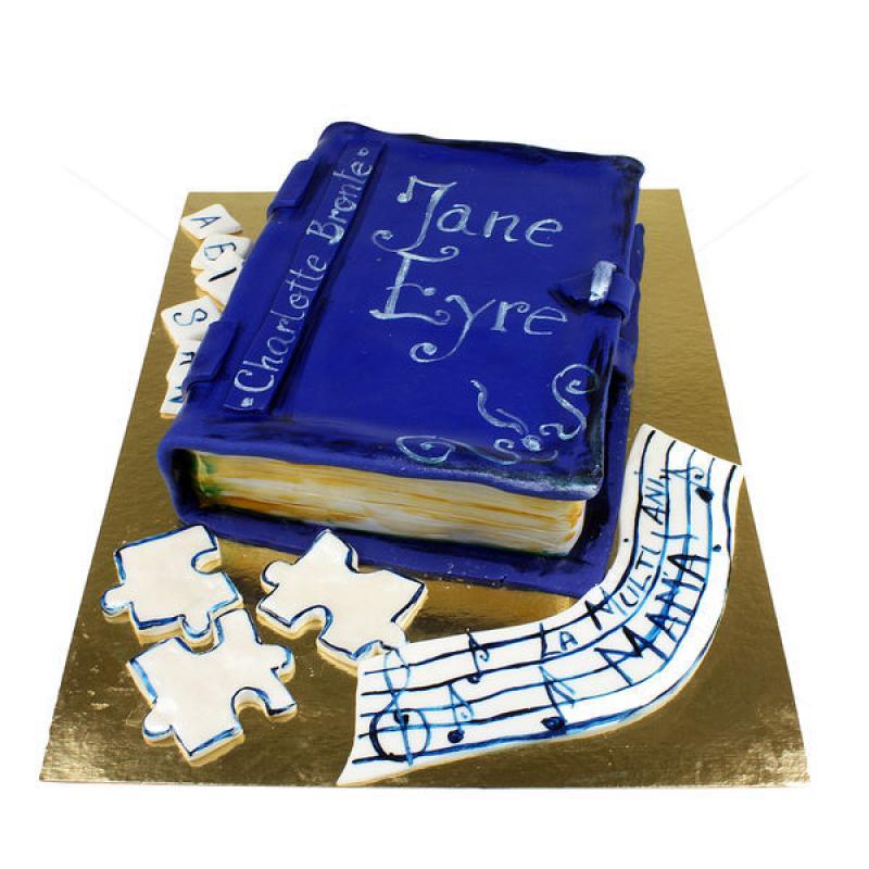 Tort Carte albastra