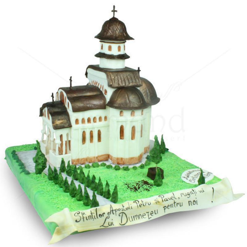Tort Manastirea Cartisoara
