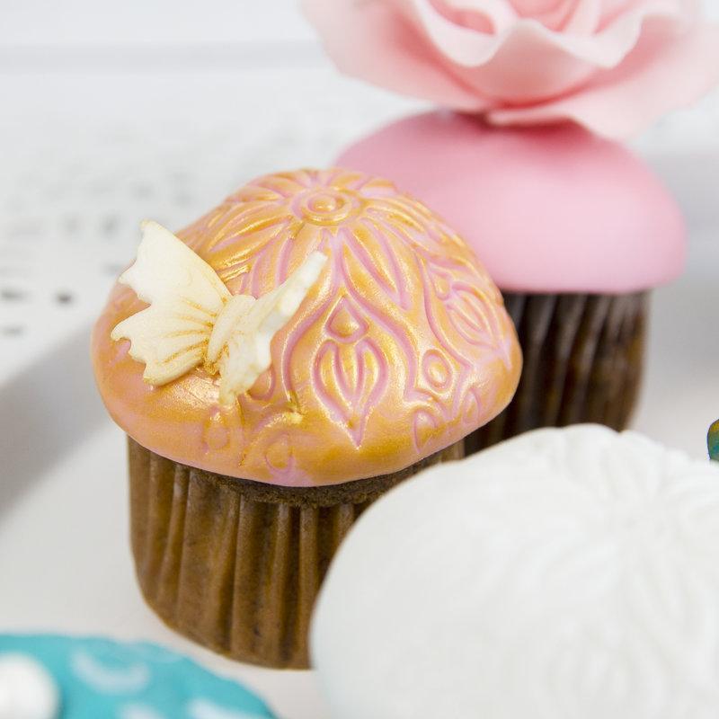 Colectie Mini Cupcake-uri elegante