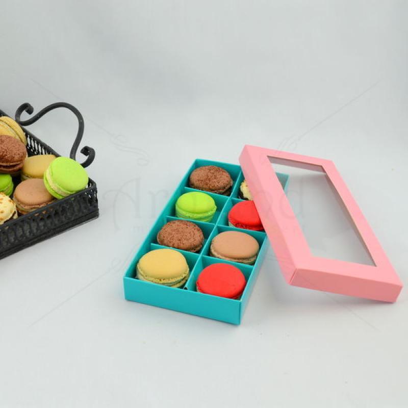Cutie 8 Macarons