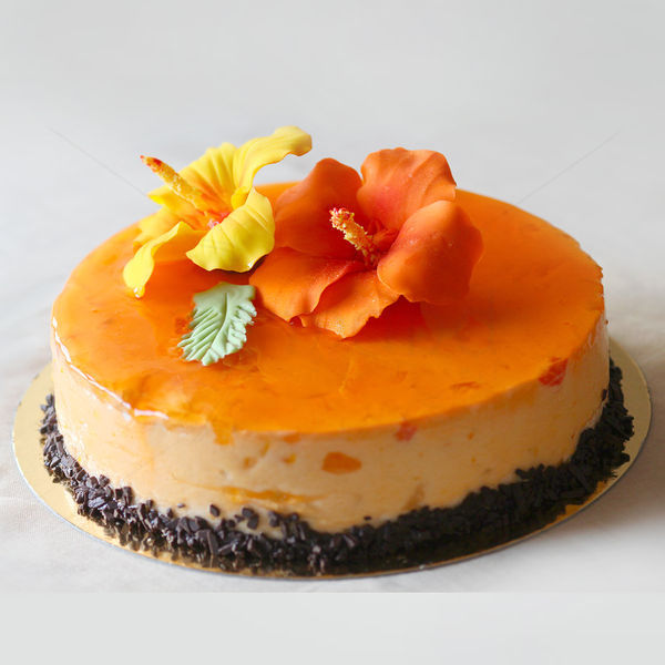 Tort Tropical Mousse