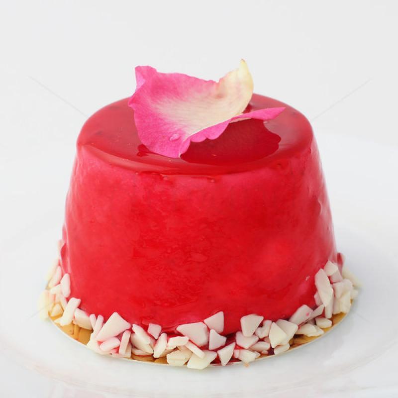 Prajitura Raspberry Rose