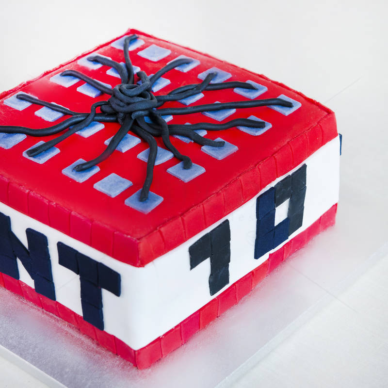 Tort TNT joc Minecraft