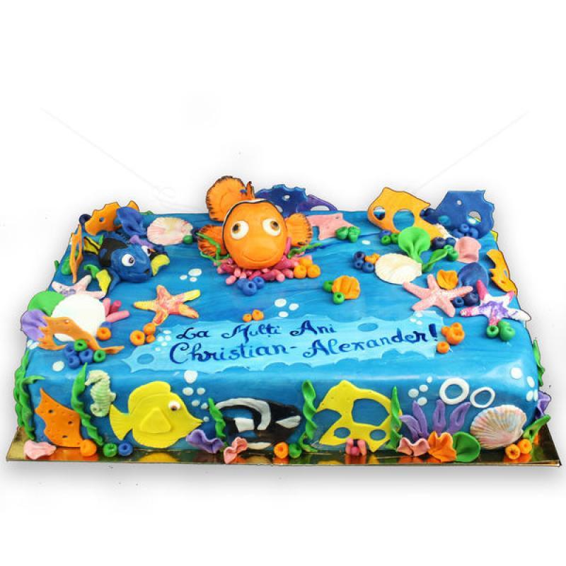 Tort Pestisorul Nemo 2