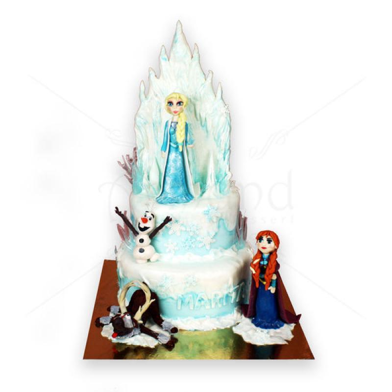 Tort Regatul de Gheata - Frozen