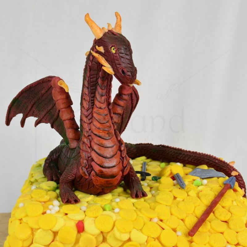 Tort Dragon Hobbit