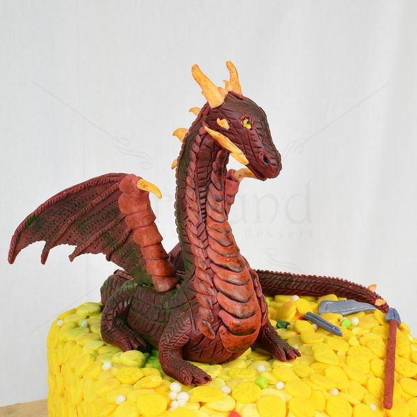 Tort Dragon Hobbit