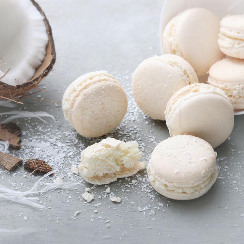 Macaron Cocos