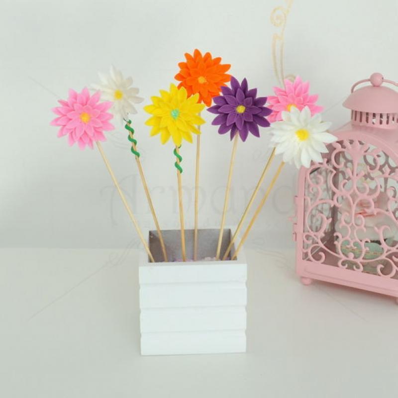 Acadele Floricele colorate